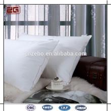 Hochwertige Großhandelskissen, Stern-Hotel verwendete Kissen-Einsatz, benutzte Feder-Kissen