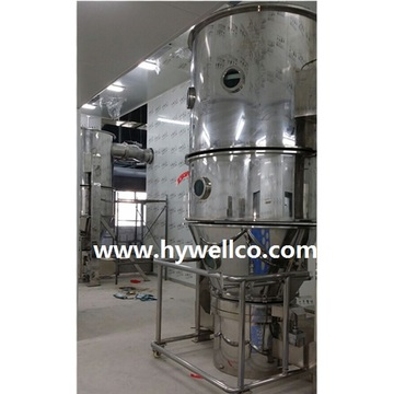 Granule Capsule One-step Granulating Machine