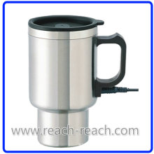 Electric Auto Mug Car Mug with Handle (R-E001)