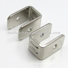 U Double-end Nickel terminal male tab