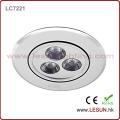 Conception professionnelle pour le plafonnier de 3W LED de bijoux (LC7221)