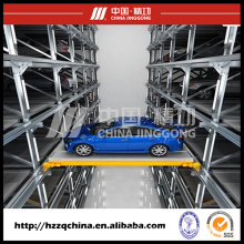 Highly Technical Automated Car Parking System and Lift