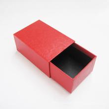 Red Slide Paper Box para cinto de couro