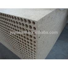 900x2000mm Hohle Kern Spanplatte für Tür / Rohr Spanplatte Tür Kern