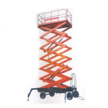 Mobile 300kg hydraulic electric lifting platform