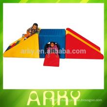 Enfant intérieur Happy Soft Playground Slide
