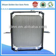 Fácil radiador del carro de la buena calidad del precio bajo de la fábrica en Hubei, China