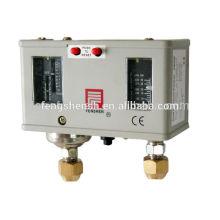 Controles de presión dual
