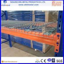 New Warehouse Galvanized Mesh Flare Wire Decking with Factory Price