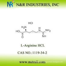 l-arginine monohydrochloride 1119-34-2 USP/AJI