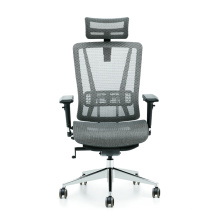 T-086A-M high-tech patron ergonomique confortable plein mesh chaise de bureau exécutif