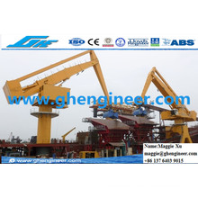 1000tph Power Plant Hydraulic Grab E Crane