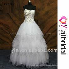 RSW131 adornos de cristal para los vestidos de boda
