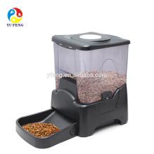 PF-10A Alimentador Automático de Grande Porte Alimentador Eletrônico Programável Porção de Cachorro Cat Dog w / display LCD