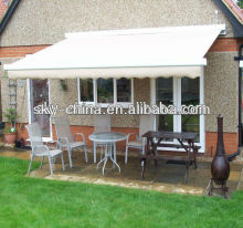 High Quality Electric retractable balcony awnings