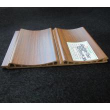 WPC Panel de la puerta corredera Wd-132h9-2ca película de PVC laminado