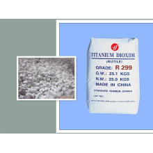 Rutile Titanium Dioxide R299 for Masterbatch Using