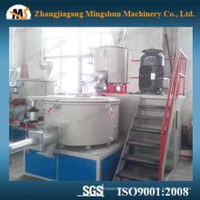 Unidade de mistura de aquecimento e refrigeração de PVC plástico