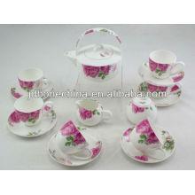 Tasse de thé à la fine vague en vrac