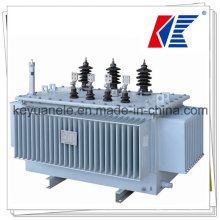 220kv Stromübertragung / Verteilung Transformator Low Noise Oil Eingetaucht Power Transformer