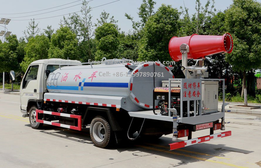 insecticide spray truck price