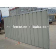 paneles de ciudad panel de acaparamiento de acero