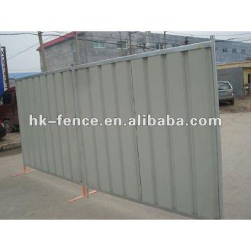 Panels aus Stahlplatten