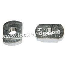 Écrou de canalisation en zinc et acier au carbone