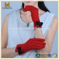 wholesale fashion ladies woolen gloves / Women's wool gloves