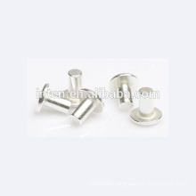 Silver electrical contact rivet made in China