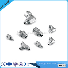 China stainless steel flared tube fitting