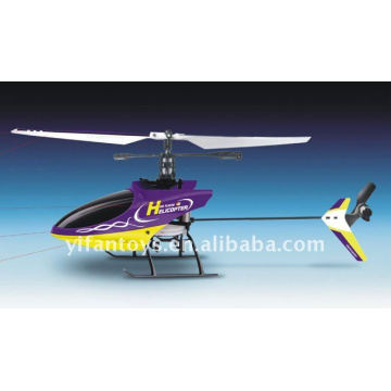 Mini 2.4 G ÚNICA LÂMINA 4 Canal Helicóptero RC