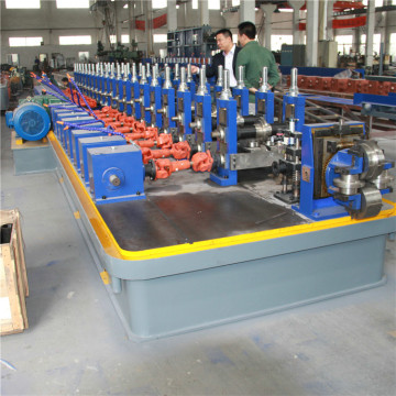 Schweißen Stahlrohr Rohrherstellungsmaschine