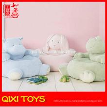 детские плюшевые игрушки стул подушку стул фаршированная & плюшевые животных