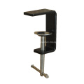 Abrazadera de mesa C de escritorio de metal personalizado de alta calidad