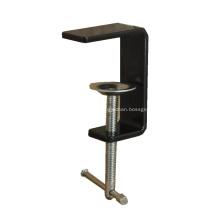 Abrazadera de mesa C de metal personalizado de alta calidad