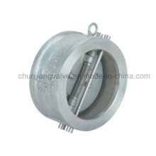 H76X/H Wafer Double Disc Check Valve