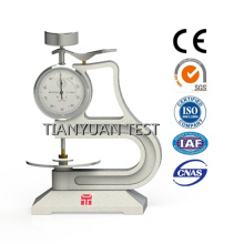 Portable Needle Rubber Thickness Gauge