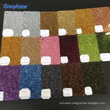 Shinning perspex plexiglass glitter acrylic sheet acrylic board
