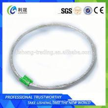 Cuerda de alambre de acero galvanizado caliente 6x7 1.5mm