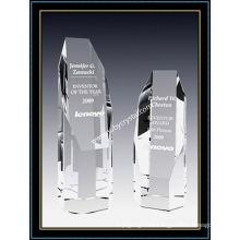 Empire Tower Award Crystal 4 pulgadas de alto (NU-CW769)