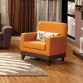 Armrest 321 Seater Linen Upholstery Lounge Sofa