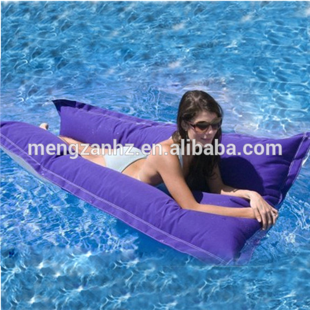 High Quality Outdoor Floating Bean Bag Swimming