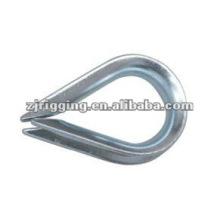 Dedal de cuerda de alambre DIN6899B