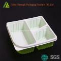 3 compartment plastic school lunch box