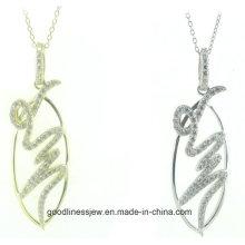 Nuevo diseño y joyería pendiente de la joyería de plata barata al por mayor 2015 de la galjanoplastia It1sp012