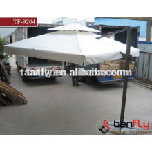 4 faces outdoor aluminum big umbrella