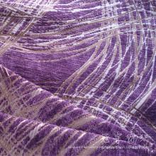 Del telar jacquar del Chenille tejido decorativo