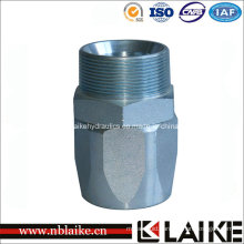 CNC Manufactured Stainless Steel Hydraulic Hose Coupling