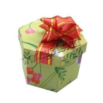 Gets.com en carton bague en verre vert